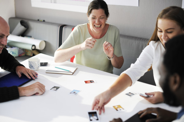 Positive leaders make it ok to have fun at work.